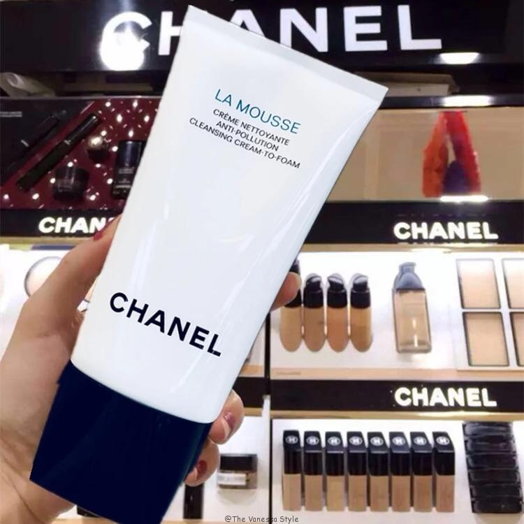 add1c53c Chanel Anti-Pollution cleanser 2018 review | The Vanessa Style