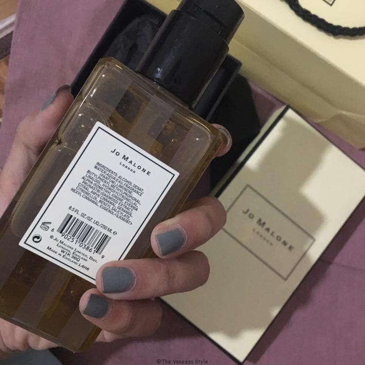 20180824185342 - Jo Malone Lime Basil body lotion 2018 review