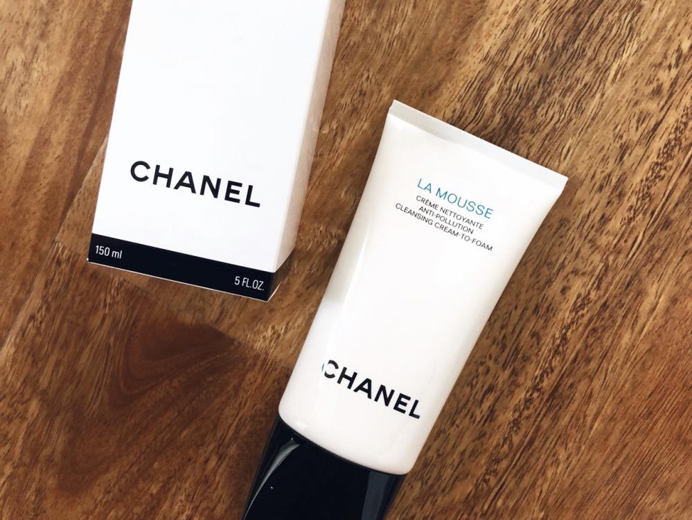 香奈儿 - Chanel Anti-Pollution cleanser 2018 review
