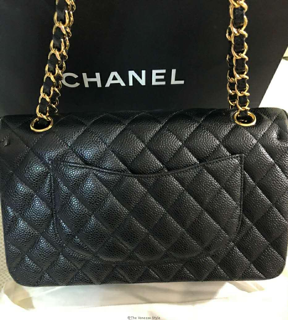7baa0de39ed68c There are something about Chanel cf cowhide medium and Gucci woc ...