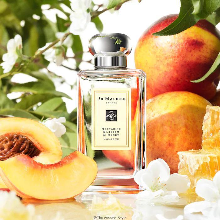 Jo Malone London Nectarine Blossom Honey Cologne Review 1 - Jo Malone London Nectarine Blossom & Honey Cologne Review