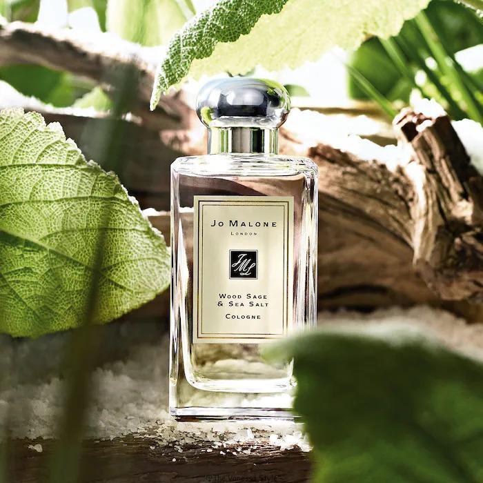Jo Malone London Wood Sage Sea Salt Cologne - Jo Malone London Wood Sage & Sea Salt Cologne Review