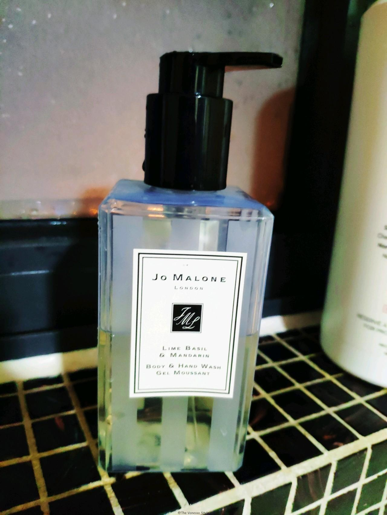 Jo Malone London Lime Basil Mandarin Body Hand Wash Review 2 - Jo Malone London Lime Basil & Mandarin Body & Hand Wash Review