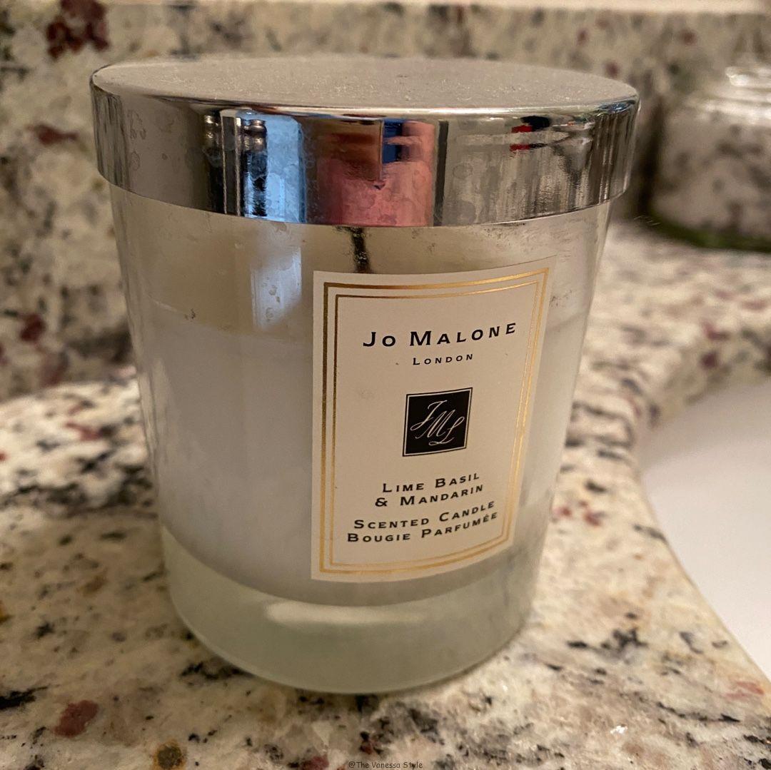 Jo Malone London Lime Basil Mandarin Home Candle Review 1 - Jo Malone London Lime Basil & Mandarin Home Candle Review